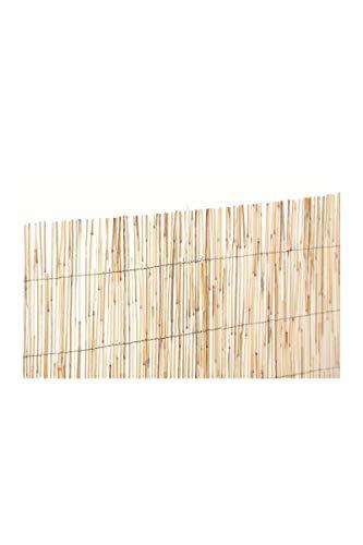 Windhager Sylt Brise-Vue Tissu pour Balcon Blanc uni 0,9/x 5/m