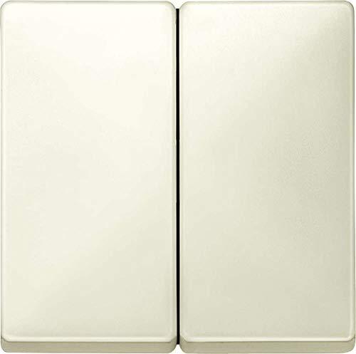 Merten Serienwippe 412594 (Duro) Wippe für Serienschalter, weiß, System Fläche