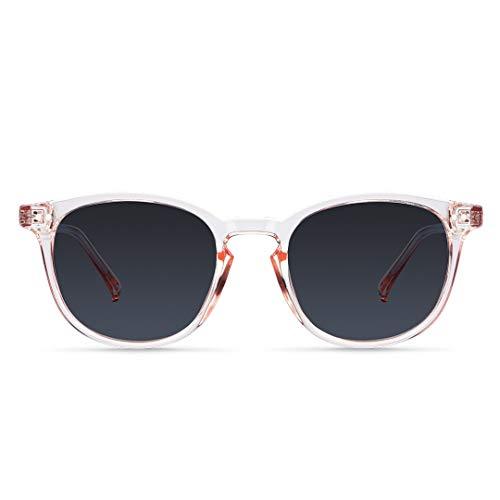 MELLER - Banna Rose Grey Exclusive - Gafas de sol para hombre y mujer