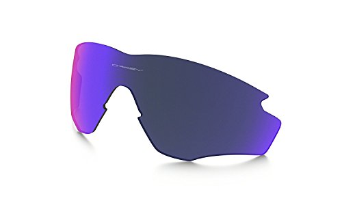Oakley RL-M2-FRAME-XL-31 Lentes de reemplazo para Gafas de Sol, Multicolor, 55 Unisex Adulto