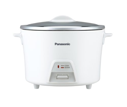 Panasonic SR-W18G 10-Cups (Uncooked) Rice Cooker, 220-volt (Not for USA)