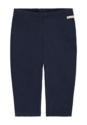 TOM TAILOR Kids Leggings Solid, Bleu (Black Iris|Blue 3800), 68 Bébé Fille