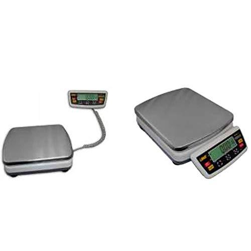 Intelligent Intell-Weigh APM-15 Bench shipping Scale, 30 lb X 0.01 lb, NTEP Approved,Class III,New