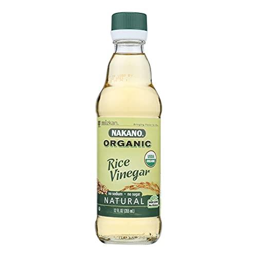Nakano Rice Vinegar Natural - 12 ounce