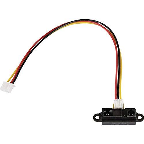 Joy-it Infrarot Abstandssensor Raspberry Pi® Erweiterungs-Platine Passend für (Einplatinen-Computer) Arduino, Banana Pi