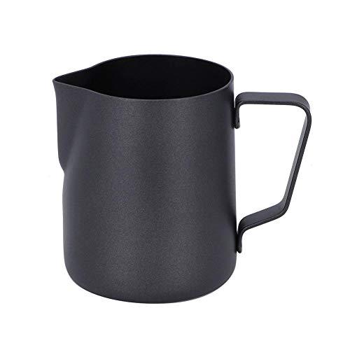 Taza de la jarra que hace espuma de la leche del acero inoxidable 350ml para la barra de la cafetería Latte Art