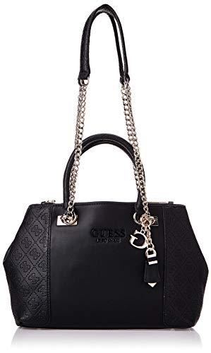 Guess Women's Holly Status Carryall Shoulder Bag - Black