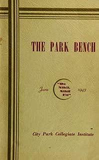 (Custom Reprint) Yearbook: 1943 City Park Collegiate Institute - Park Bench Yearbook (Saskatoon, Saskatchewan Canada)