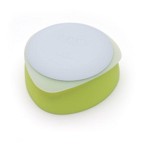 Sleepypod Yummy Travel Bowl medium (Farbe: Key Lime)