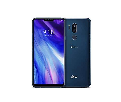 LG G7 Smartphone I.A. Super Bright Display 6.1'' Doppia fotocamera wide Audio Professionale [Italia]