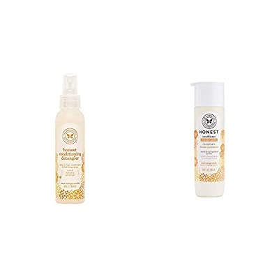 Honest Deeply Nourishing Hypoallergenic Shampoo and Body Wash with Naturally Derived Botanicals