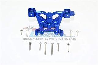 Traxxas E-Revo 2.0 VXL Brushless (86086-4) Upgrade Parts Aluminum Rear Body Post Mount - 1Pc Set Blue