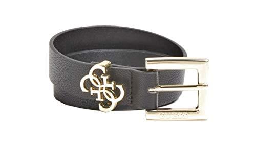 Guess Cintura dettaglio logo 4G H30 BW7408P0430 black (S(85 cm))