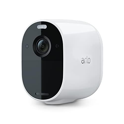 Arlo Essential Spotlight Home Security Camera System CCTV, Wi-Fi, 1080p,...