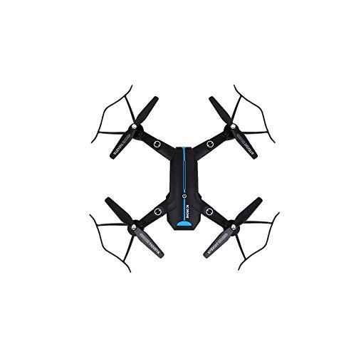 Aviones no tripulados con control remoto de 2.4GHz, Fotografía aérea gran angular de alta definición 720P, Quadcopter inteligente plegable de altura fija, Operación de elevación simple con un sol