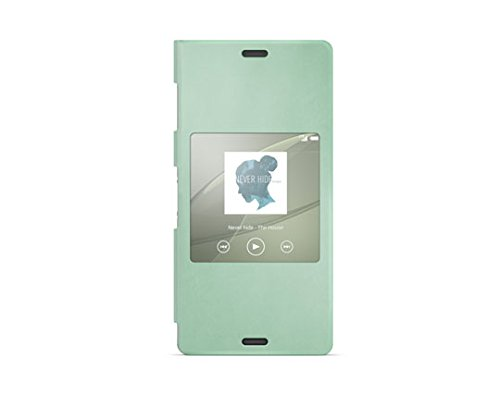 Sony SCR24 Hülle für Xperia Z3 grün