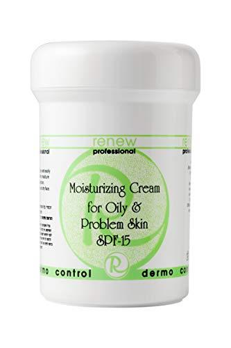 Renew Dermo Control Moistuirizing Cream for Oily Problem Skin SPF-15 250ml 8.4fl. oz