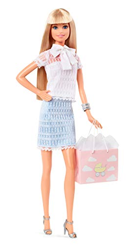 Barbie FJH72 Signature Welcome Baby Collector - Muñeca Coleccionable (Juguete a Partir...