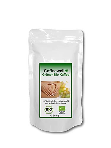 Coffeewell -  Grüner Bio Kaffee