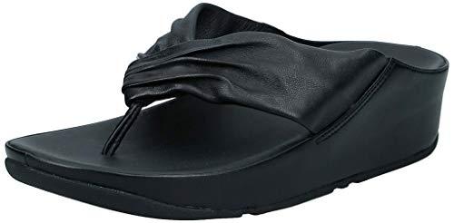 Fitflop Damen Twiss Sandalen, Schwarz 001, 40 EU