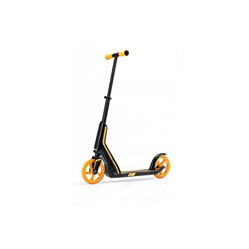 'JDBUG 8Pro Scooter Unisex Erwachsene, schwarz/orange