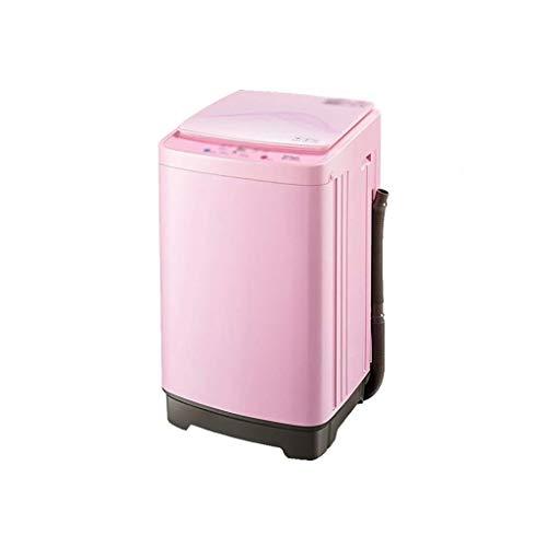 Waschmaschinen Kleine Waschmaschine Einzel Tub Waschmaschine Hochtemperatur-Waschfunktion, for Camping, Appartements, Dorms