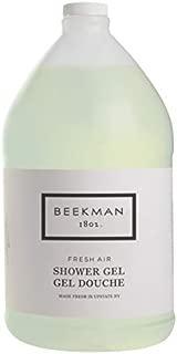 Beekman 1802 Fresh Air Shower Gel - 128 Ounces/1 Gallon