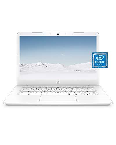 HP Chromebook x360 14a Laptop, Dual-core Intel Celeron Processor N3350, 4 GB RAM, 32 GB eMMC Storage, 14-inch FHD IPS Display, Google Chrome OS, Dual Speakers and Audio by B&O (14-ca051nr, 2020)