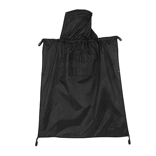 Universal Baby Carrier Cover imperméable Windproof Infant Sling Cape portable en Tissu Oxford Nouveau-né Wrap Cape Léger pour bébé housse du porte-bébé