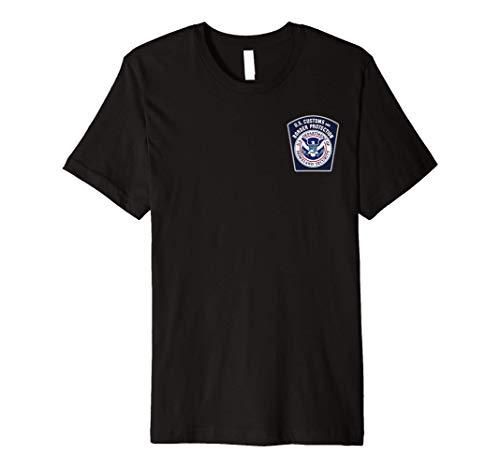 US Customs and Border Protection CBP Security Patrol Premium T-Shirt