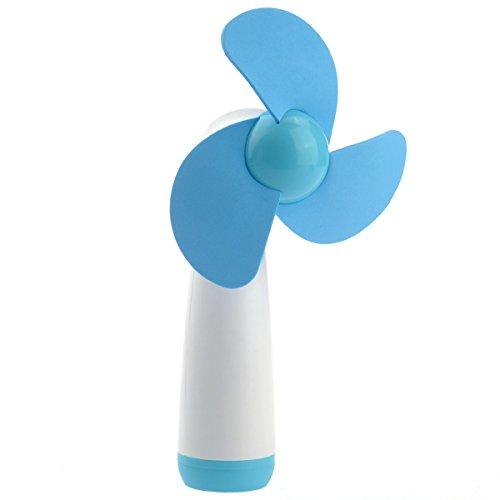 VORCOOL YGH365B Mini Ventilatore Portatile A Batteria - Blu