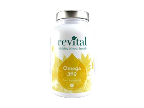 Revital Omega 3 6 9 90 Capsules Buy Online In India Revital