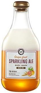 【Happy Bath】ビールスパ ボディウォッシュ 300ml (4種類選択1) (グレープフルーツビール) [並行輸入品]