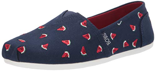 Skechers BOBS from Bobs Plush - Sellin' Melon Navy/Red 11