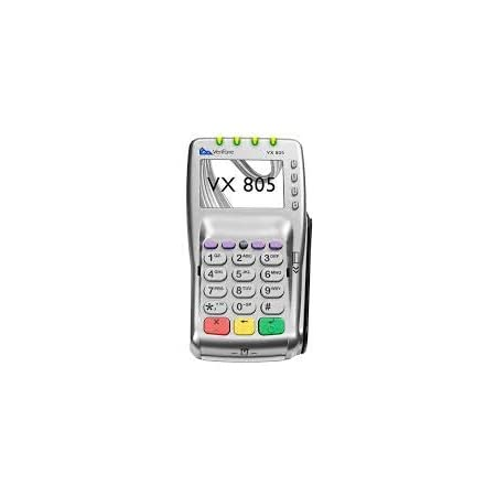 Brand New in Box Verifone Vx805 Credit Card Machine w// Chip Reader With Cable