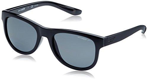 Arnette Class Act gafas de sol, Black, 54 Unisex-Adulto