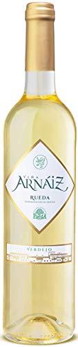 Viña Arnáiz Verdejo - Vino Blanco D.O Rueda, Caja de 750 ml