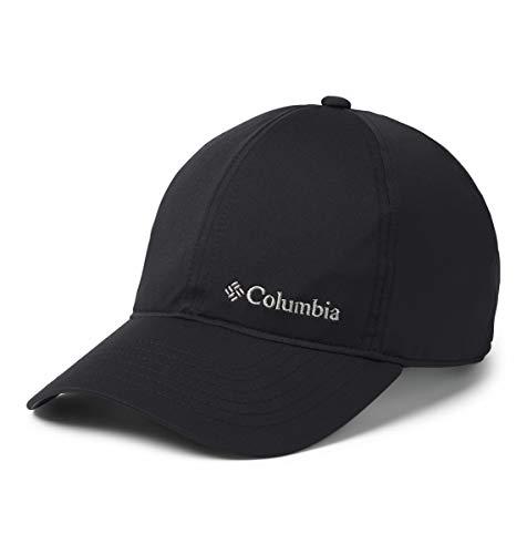 Columbia Coolhead II, Casquette, Unisexe, Fibre Synthétique, Noir (Black), Taille Unique (Ajustable), 1840001