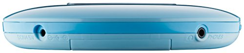 Grundig GCDP 8000 GDR1401 Tragbarer CD-Player Gentle Blau