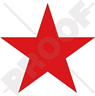 RUSSLAND Russische Luftwaffe USSR Sowjetische WWII Roter Stern Flugzeug Rondelle 100mm Auto & Motorrad Aufkleber, Vinyl Sticker