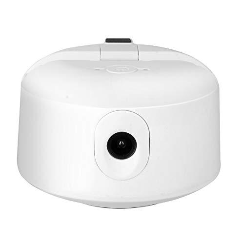 Pumprout Cámara de Seguimiento de reconocimiento de Rostro Inteligente de 360 Grados Soporte de fotografía Artefacto Cámara de Seguimiento de Rostro de Seguimiento Inteligente