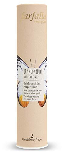 farfalla Orangenblüte Anti-Ageing straffende Feuchtigkeitscreme - 100% zertifizierte Naturkosmetik, 30 ml