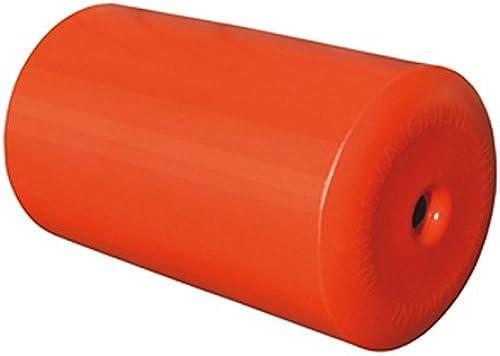 Walze UMGEBENDE Rote BOA SIGNALGEBUNG Stiefelzubeh Au durchmesser 400 mm Bohrung 40 mm L e 700 mm Gewicht 7,5 Kg