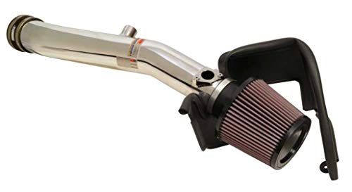 K&N Cold Air Intake Kit: High Performance, Guaranteed to Increase Horsepower: 2005-2013 Lexus (IS 250, IS 350) 2.5/3,5L V6, 69-8701TP