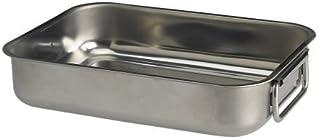 comprar comparacion IKEA KONCIS - fuente de horno, de acero inoxidable - 26x20 cm