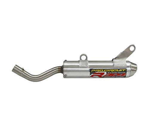 Compatible Con / Reemplazo Para RM 250-04/08 - Silenciador Escape 304 Shorty PROCIRCUIT-SS04250-RE