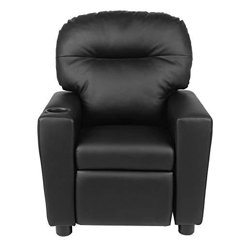 CjnJX-Vases Sofá reclinable Individual Moderno para el hogar, sillón, sillón reclinable Suave para Interiores, se Puede Usar en el hogar, Bares y Otros establecimientos