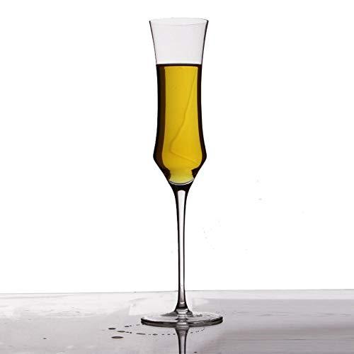 N / A Copa de champán de Cristal, Copa de Vino espumoso, Copa de Vino
