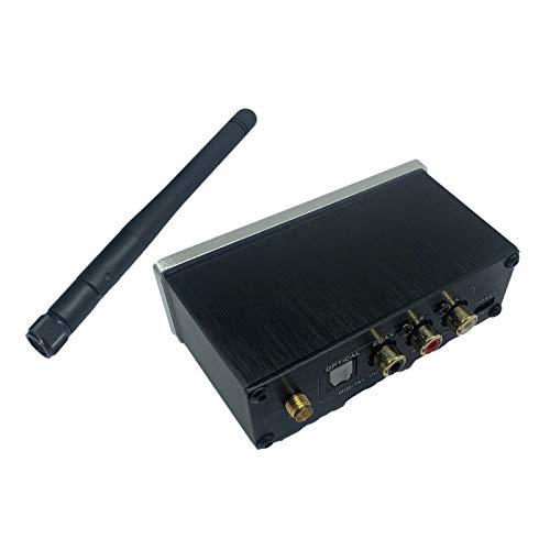 balikha Receptor Bluetooth APT-X Inalámbrico con Antena Compatible con Fibra Coaxial