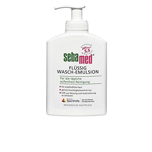 SEBAMED Émulsion de lavage liquide 200 ml
